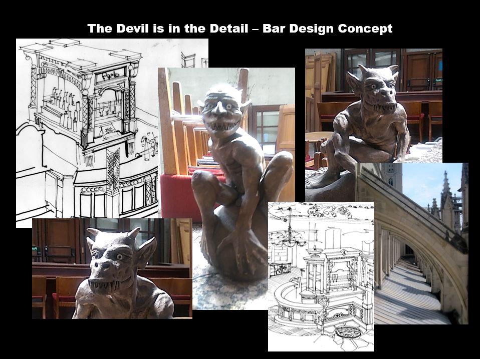 devil is int he detail